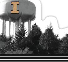 Watertower Sticker