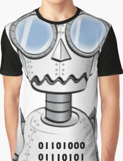 Ro bot Graphic T-Shirt