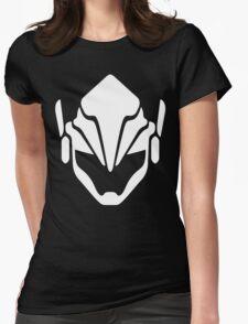 Pharah White Womens Fitted T-Shirt