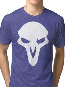 Reaper White Tri-blend T-Shirt