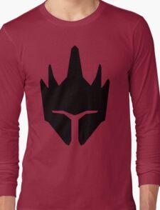 Reinhardt Black Long Sleeve T-Shirt