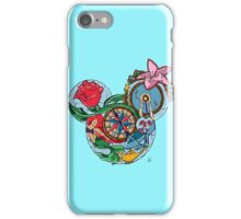 Princesses Combined iPhone Case/Skin