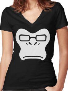 Winston White Women's Fitted V-Neck T-Shirt