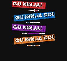 Go Ninja Go! Unisex T-Shirt