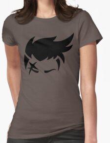 Zarya Black Womens Fitted T-Shirt