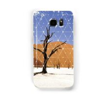 Nature and Geometry - The Landscape Samsung Galaxy Case/Skin