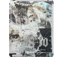 I see you walking by - Anne Winkler iPad Case/Skin