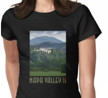 Napa Valley - Sterling Vineyards II Womens Fitted T-Shirt