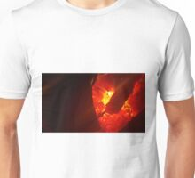 Burning Embers Unisex T-Shirt