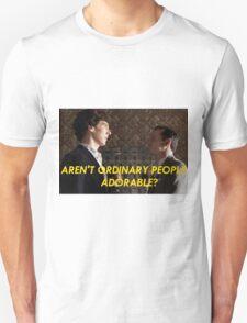 Sherlock Unisex T-Shirt