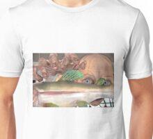Smeagol Golum figure Unisex T-Shirt