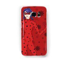 Miraculous Ladybug Fighting Stance Samsung Galaxy Case/Skin
