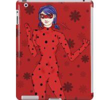 Miraculous Ladybug Fighting Stance iPad Case/Skin