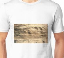 The Side of a Sand Dune Unisex T-Shirt