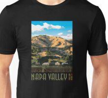 Napa Valley - Regusci Winery II Unisex T-Shirt