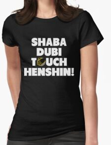 Henshin Touch Womens Fitted T-Shirt