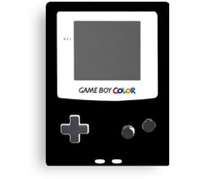 game boy color Canvas Print
