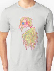Psychedelic Luna Lovegood Unisex T-Shirt