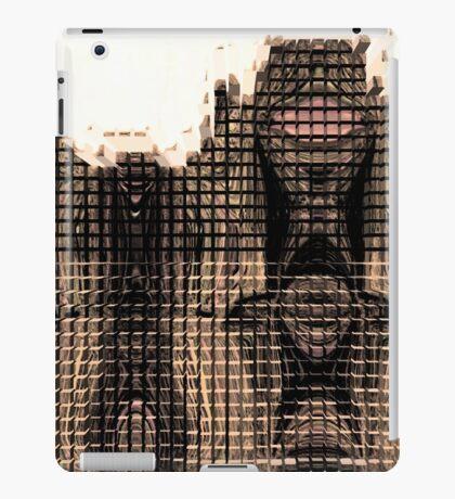 the wire iPad Case/Skin