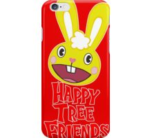 Juxtaposes Cute Forest Animals With Extreme Graphic Violence iPhone Case/Skin