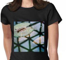 Reflections of Escher Womens Fitted T-Shirt
