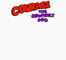 The Easily Frightened Lavender Beagle Dog Men's Baseball ¾ T-Shirt