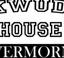 Pukwudgie House Ilvermorny Sticker
