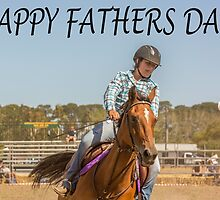 Happy Fathers Day by Vikki Shedden Photography
