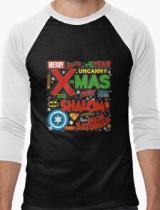geeky holidays Men's Baseball ¾ T-Shirt