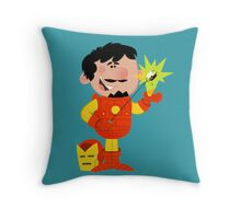 genius day off Throw Pillow