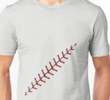 Baseball Lace Background 3 Unisex T-Shirt