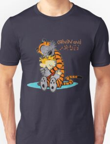 Calvin and hobbes Hugs T-Shirt