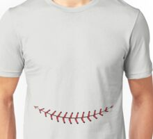 Baseball Lace Background 4 Unisex T-Shirt