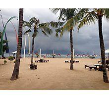 Bali Storm  Photographic Print