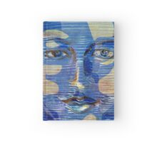 New Mind New Face in Blue Hardcover Journal