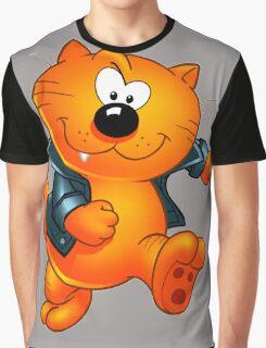 Heathcliff  Graphic T-Shirt