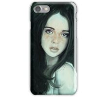 Ghosting of the Passing Innocence iPhone Case/Skin