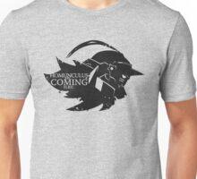 Homunculus are Coming Unisex T-Shirt