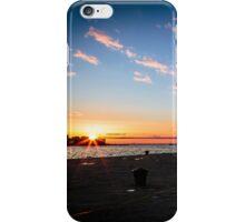 """Molo Audace"" in Trieste iPhone Case/Skin"