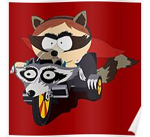 South Park The Coon Poster