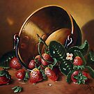 Strawberries by dusanvukovic