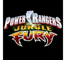 mighty mhorpin power rangers jungle fury Photographic Print
