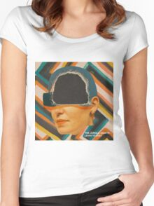 The Jungle Giants (Lern to exist) Women's Fitted Scoop T-Shirt