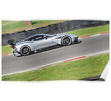 Aston Martin Vulcan Poster