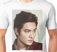 Handsome Lee Min Ho Unisex T-Shirt