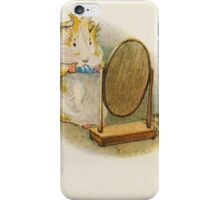 Vintage famous art - Beatrix Potter - Appley Dapply S Nursery Rhymes, 1917 iPhone Case/Skin