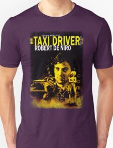 TAXI DRIVER : MOVIE CLASSIC 2 T-Shirt
