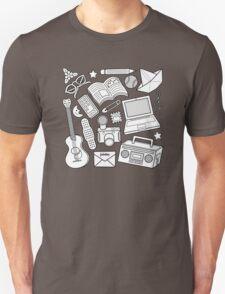 playtime (b&w) 2 Unisex T-Shirt