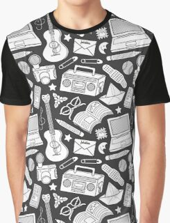 playtime (b&w) 2 Graphic T-Shirt