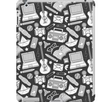 playtime (b&w) 2 iPad Case/Skin